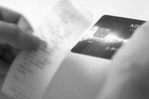 クレジットカードをちまちま使わない。支払い方法を変えればバレない
