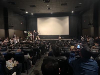 劇場内の雰囲気