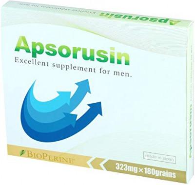 【比較②】アプソルシン。