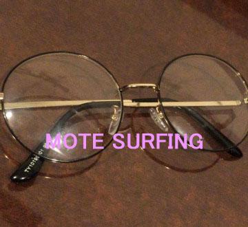 れんちゃんの眼鏡